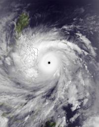 Long-Term Study Links Warmer Ocean Temps to Typhoon Intensity