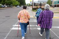 Older Adults Walking