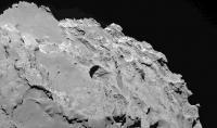 Rosetta 67P Pits (2 of 3)