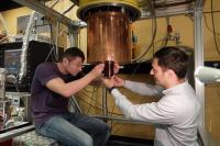 Superconducting Magnet for Quantum Experiment