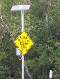 RADS Warning Sign
