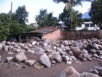 San Vicente Landslide