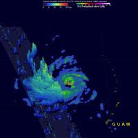 NASA Sees Heavy Rainfall in Super Typhoon Soudelor