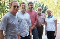 Jacob Israelachvili, Michael Rapp, Greg Maier, Herb Waite and Alison Butler