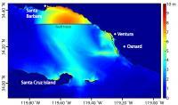 Map of Regional Peak Tsunami