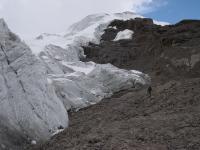 Puca Glacier