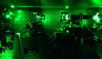 Experiment in the Quantum Optics Laboratory