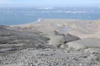 Weddel Sea Seen from Seymour Island