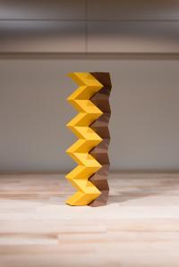 Origami Zipper Tube