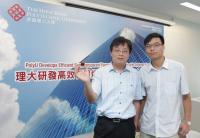 Dr. Yan Feng and You Peng, The Hong Kong Polytechnic University