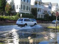 Nuisance Flooding Car