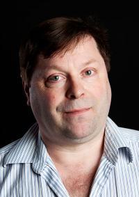 Erik Sturkell, University of Gothenburg