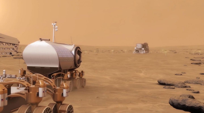 Space Radiation Wont Stop Nasas Human Exploration