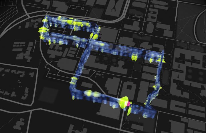 Fiber optic cables double as early quake detectors