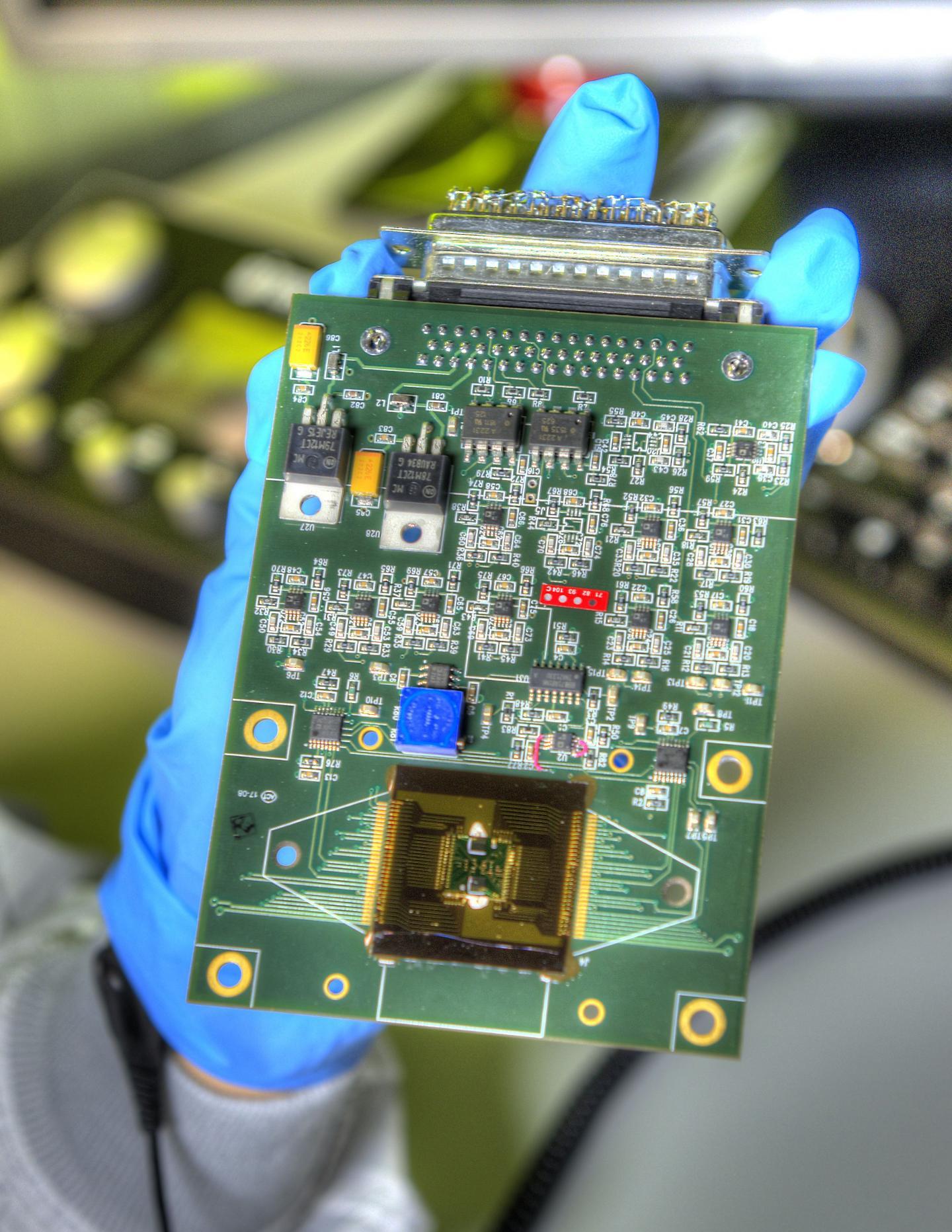 NASA Goddard Announces Innovator Of The Year - Featured Graphene Sensors
