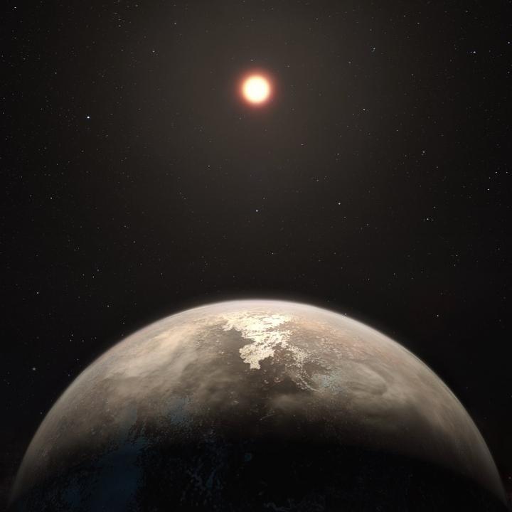 Erdähnlicher Planet umkreist ruhigen Stern
