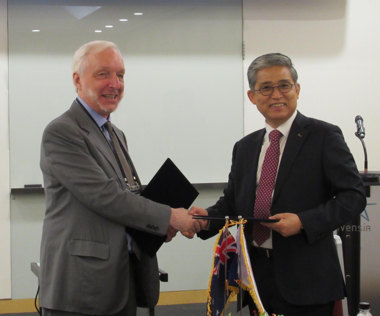University of Sydney partners with Korean steelmaker, POSCO
