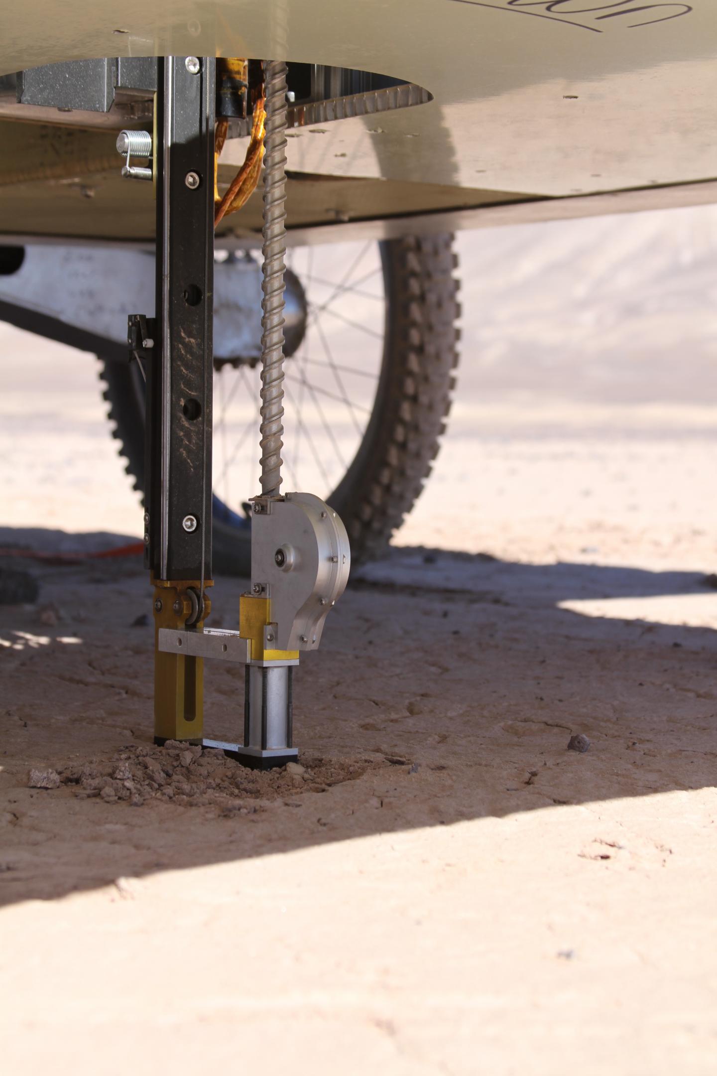 A trial NASA rover mission in the Mars-like Atacama desert.