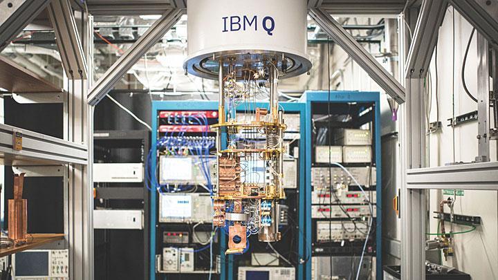 Brookhaven joins the IBM Q Network Hub at Oak Ridge National Lab