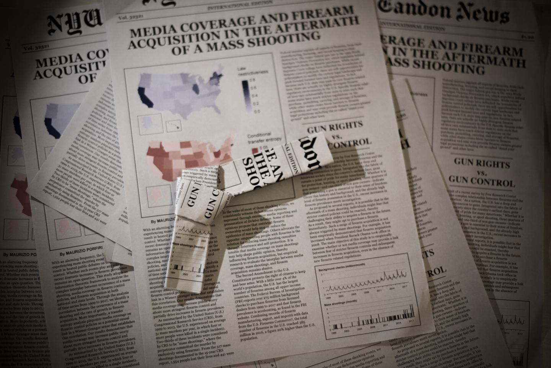 Mathematics Ties Media Coverage of Gun Control to Upticks in Gun Purchases