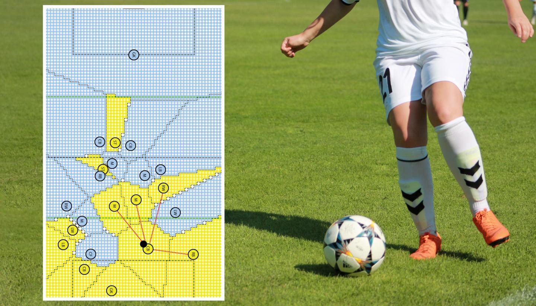 Women vs. men -- Tactical efficiency in football   EurekAlert! Science News