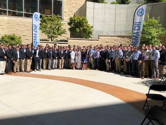 Sigma Ghi International Fraternity pledges $20 million to Huntsman Cancer Institute | EurekAlert! Science News