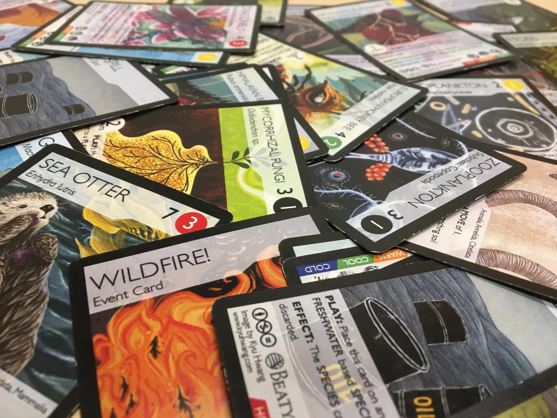 Pokémon-like card game can help teach ecology: UBC research | EurekAlert! Science News