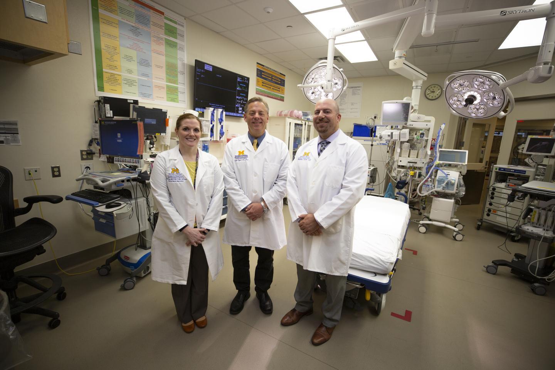 Department-Based Intensive Care Unit Improves Patient Survival Rates