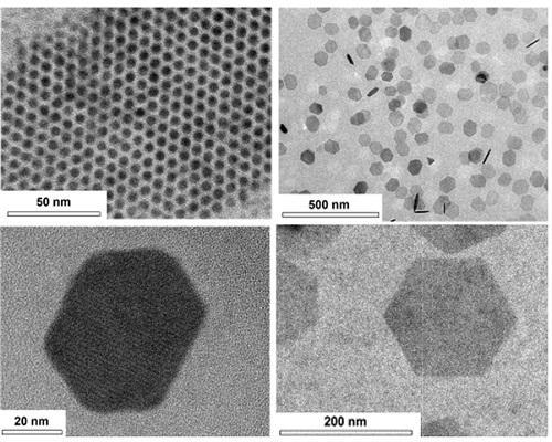 Synthesizing single-crystalline hexagonal graphene quantum dots | EurekAlert! Science News