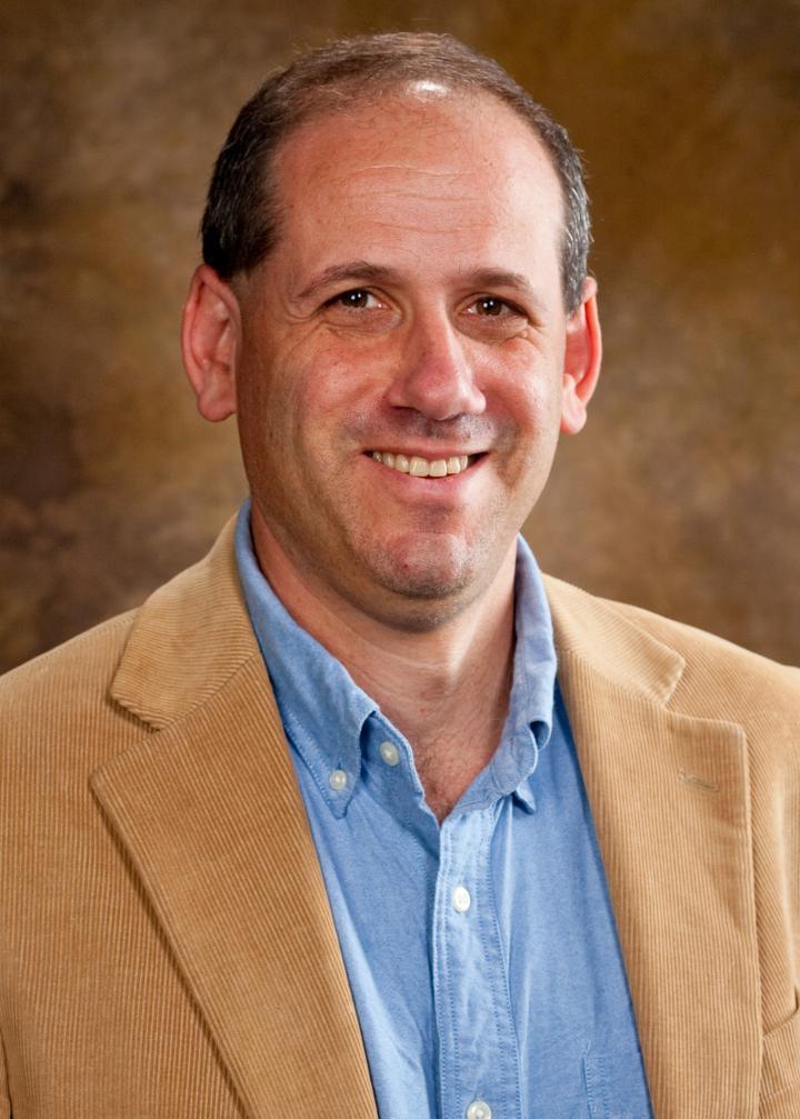 This is Peter Ungar, University of Arkansas. Credit: University Relations, University of Arkansas