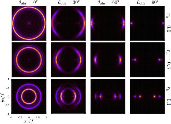 Black hole holograms   EurekAlert! Science News