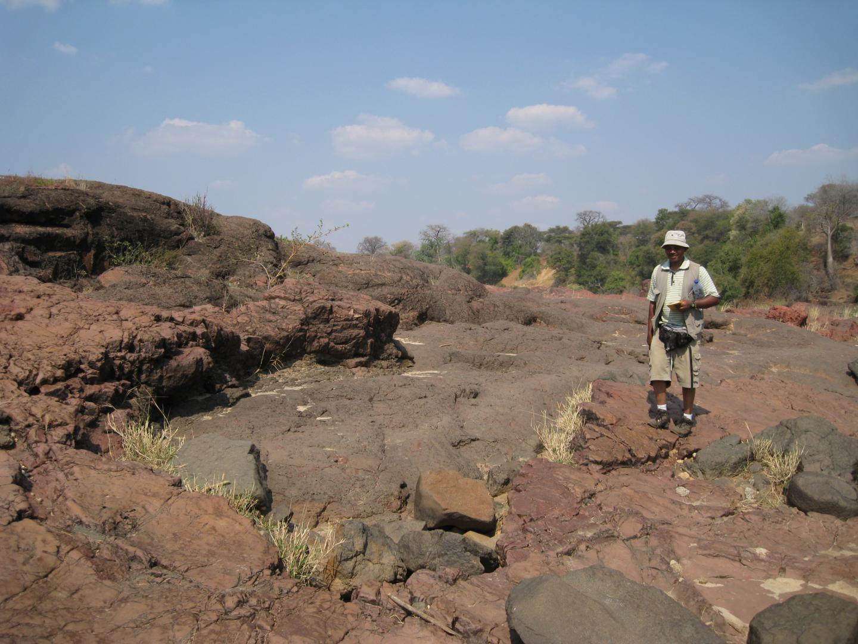 First direct evidence for mantle plume origin of Jurassic flood basalts in southern Africa | EurekAlert! Science News