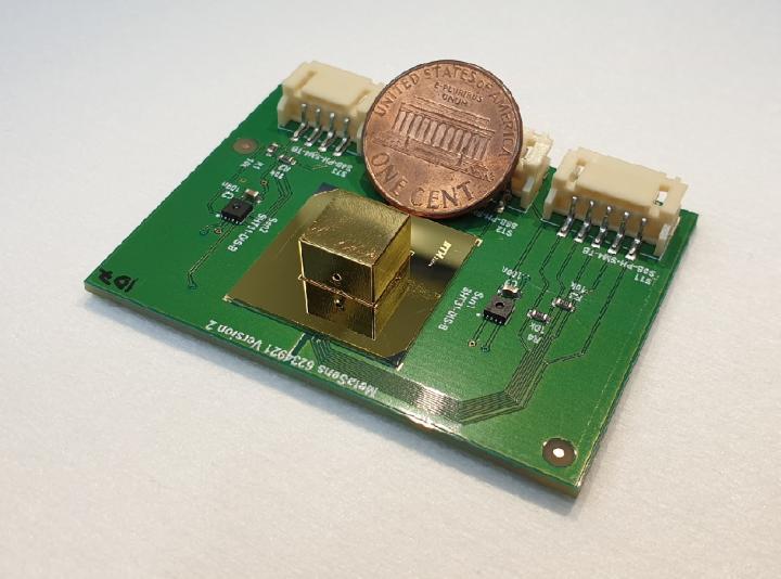 Researchers demonstrate first all-metamaterial optical gas sensor | EurekAlert! Science News