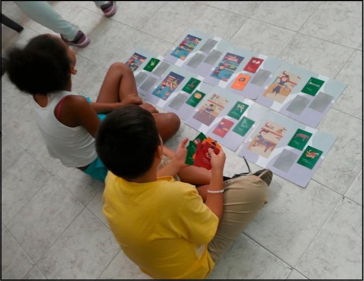 Building a storytelling app to support literacy amongst deaf children   EurekAlert! Science News