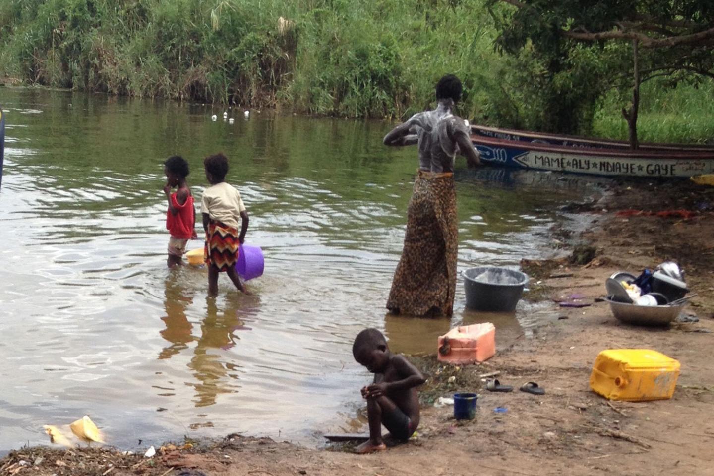 Poverty as Disease Trap