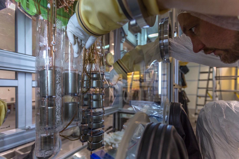 Closing in on elusive particles | EurekAlert! Science News
