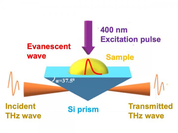 Terahertz waves reveal hidden processes in ultrafast artificial photosynthesis | EurekAlert! Science News