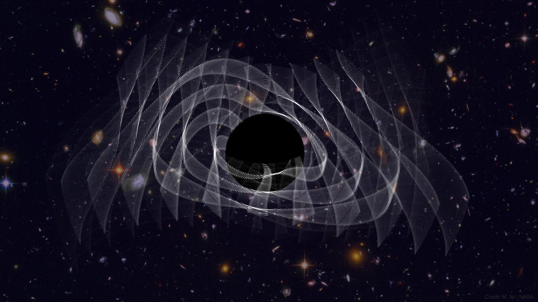 'Ringing' black hole validates Einstein's general relativity 10 years ahead of schedule