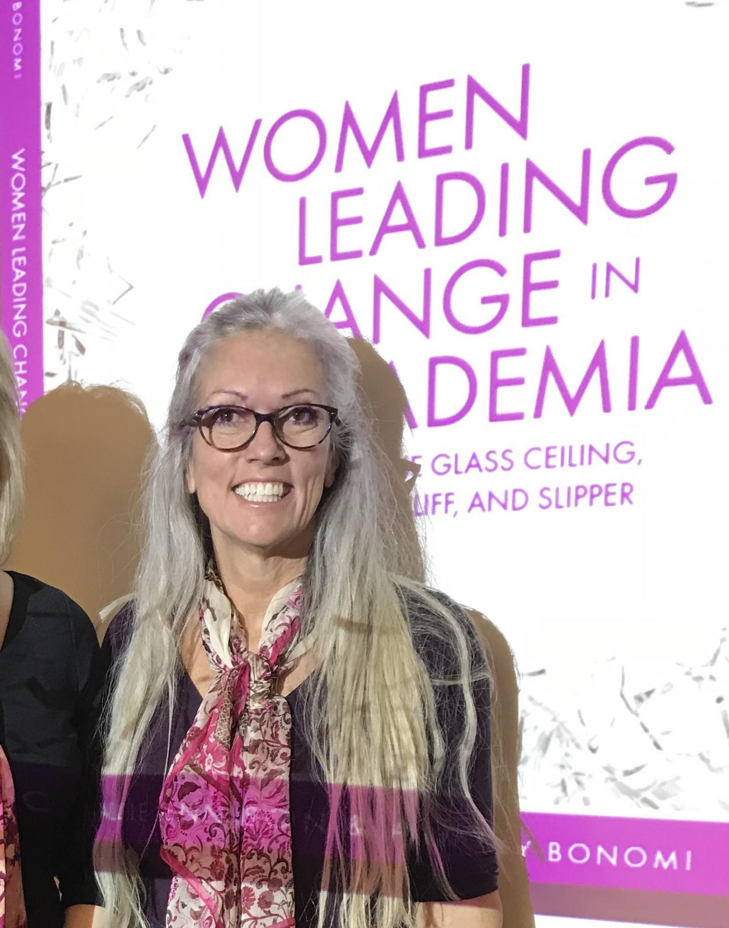 New book for female leaders in academia | EurekAlert! Science News