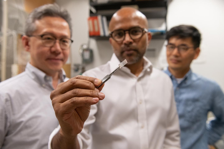 Platinum-graphene fuel cell catalysts show superior stability over bulk platinum   EurekAlert! Science News