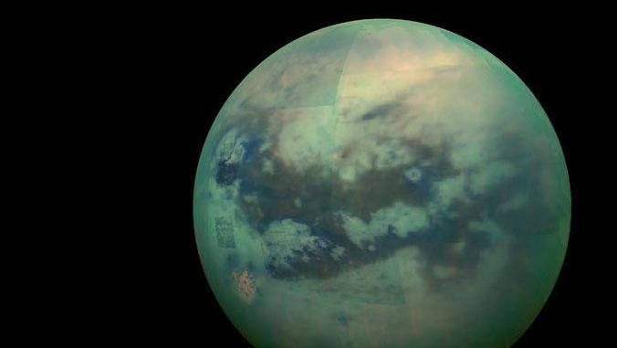 University of Hawaii team unravels origin, chemical makeup of Titan