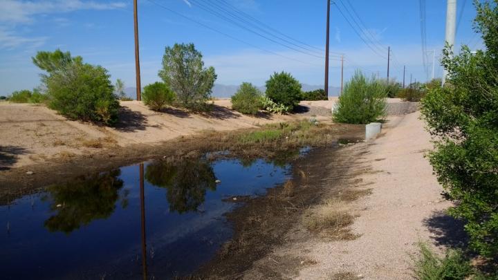 Urban Development Reduces Flash Flooding Chances in Arid West