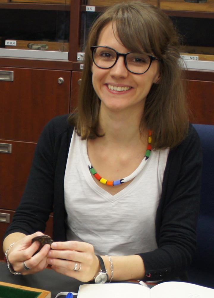 This is Dr. Amélie Beaudet