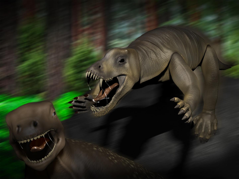 Prehistoric Killing Machine Exposed
