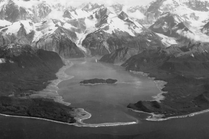 Newswise: Melting glaciers contribute to Alaska earthquakes