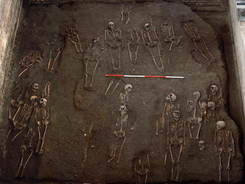 Σκελετοί από το Μεσαίωνα δείχνουν πως ο καρκίνος θέριζε και τότε