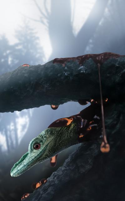 Newswise: Study Presents New Species of Bizarre, Extinct Lizard Previously Misidentified as a Bird