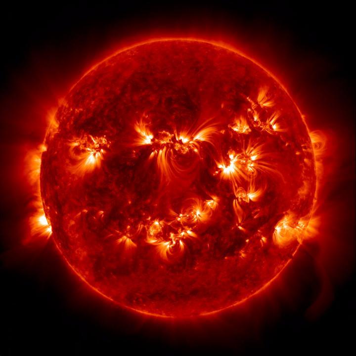 The Sun's Clock