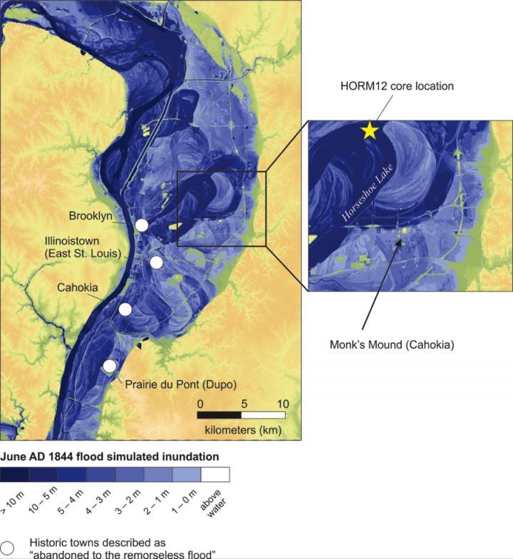 Flood of The Mississippi