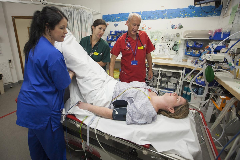 Eureka Hospital Emergency Room